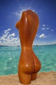 femal torso mahogony 750