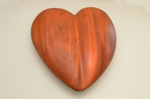 New large heart