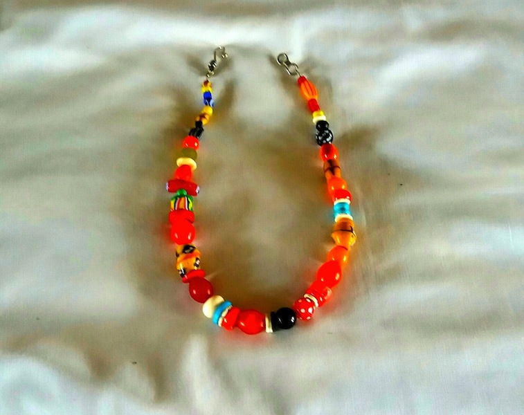 bead jewelry by Carrole