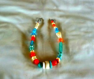 Gallery Carrolle bead necklace