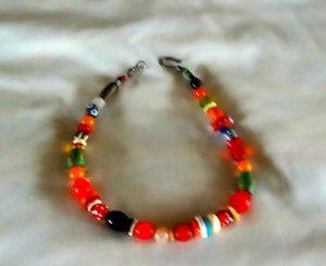 bead jewelry by C arrolle