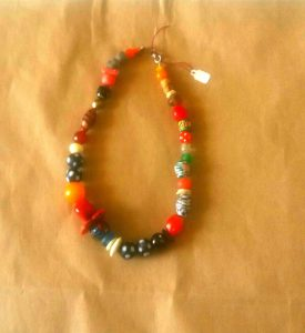 bead jewellery by  Carrolle