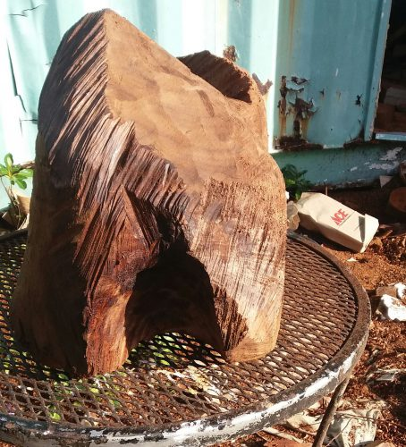 Wood Carving Blog-The Creative Process-Stage 1
