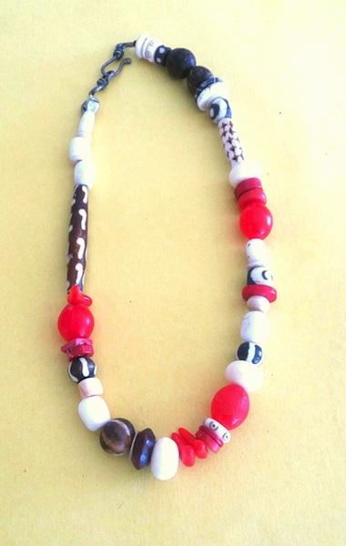 bead jewellery bybCarrolle