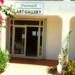 devonish art gallery