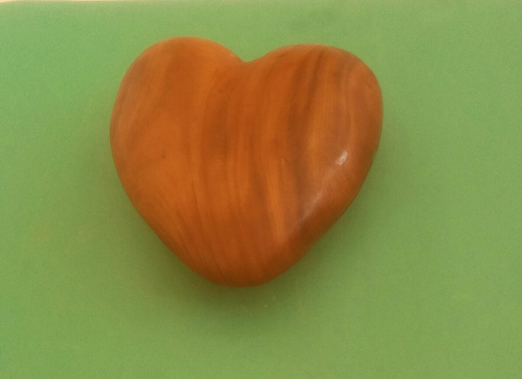 large heart-mahogany