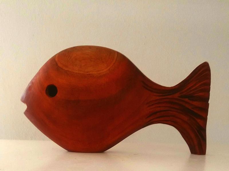mahogany fish 1