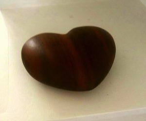 walnut heart