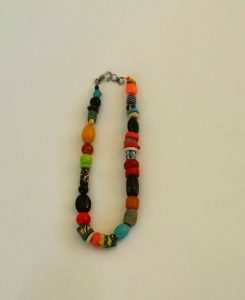 bead jewelry by Carrolle